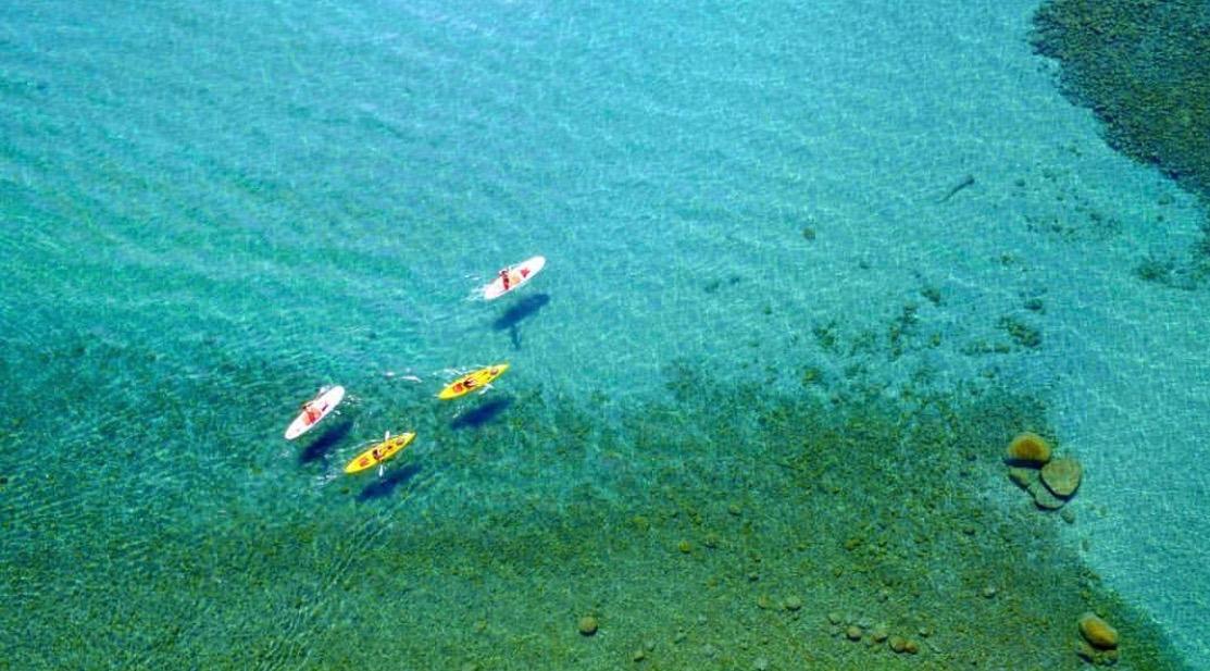 Westshore Sport Lake Tahoe Water Trail kayak paddling tours
